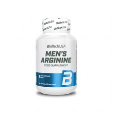 BioTech Mens Arginin, 90 таблеток