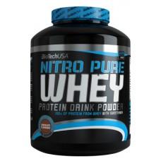 BioTech Nitro Pure Whey, 2.27 кг