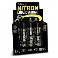 BioTech Nitron Liquid Amino, 20 ампул/уп