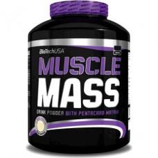 BioTech Muscle Mass, 4 кг