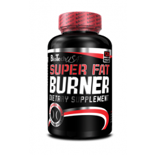 BioTech Super Fat Burner, 120 таблеток