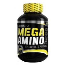 BioTech Mega Amino 3200, 100 таблеток