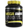 BioTech Mega Amino 3200, 500 таблеток