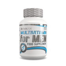 BioTech Multivitamin for Men, 60 таблеток