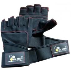 Перчатки мужские Olimp Hardcore Raptor Black