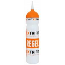 Бутылка Extrifit Long Nozzle, 700 мл - белая
