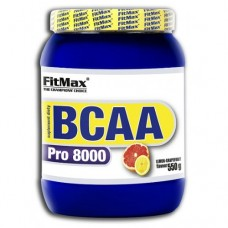 FitMax BCAA Pro 8000, 550 грамм