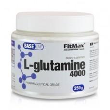 FitMax Base L-Glutamine, 250 грамм СРОК 07.21