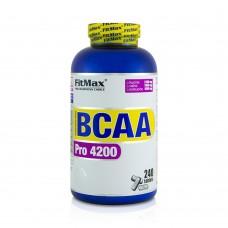FitMax BCAA Pro 4200, 240 таблеток