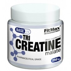 FitMax Base Tri Creatine Malate, 250 грамм