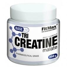 FitMax Base Tri Creatine Malate, 250 грамм СРОК 08.21