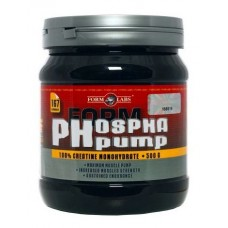 Form Labs Creatine PhosphaPump, 500 грамм