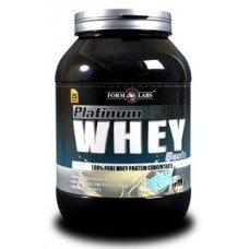 Form Labs Platinum Whey Basic, 750 грамм