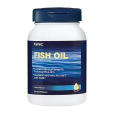 GNC Fish Oil, 90 капсул