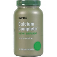 GNC Calcium Complete, 90 капсул