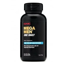 GNC Mega Men One Daily, 60 каплет
