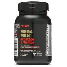 GNC Mega Men Prostate & Virility, 90 каплет