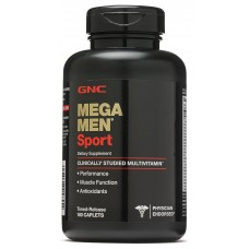 GNC Mega Men Sport, 180 каплет