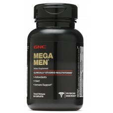 GNC Mega Men Sport, 90 каплет