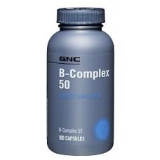 GNC B-Complex 50, 100 капсул