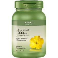 GNC Tribulus 1000mg, 90 капсул