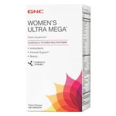 GNC Womens Ultra Mega, 180 каплет