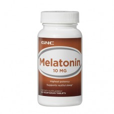 GNC Melatonin 10, 60 таблеток