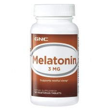 GNC Melatonin 3, 120 таблеток