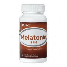 GNC Melatonin 5, 60 таблеток