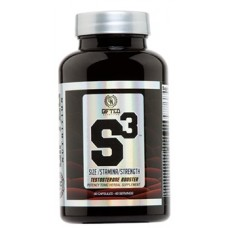 Gifted Nutrition S3 Testosterone Booster, 60 капсул
