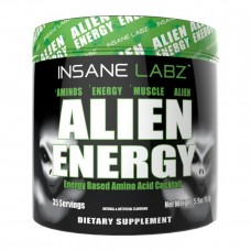 Insane Labz Alien Energy, 167 грамм