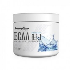 IronFlex BCAA 8:1:1 Performance, 200 грамм