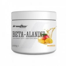 IronFlex Beta-alanine, 200 грамм
