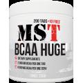 MST BCAA HUGE, 210 таблеток