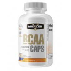 Maxler BCAA Caps 2:1:1, 240 капсул СРОК 10.21