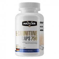 Maxler L-Carnitine Caps 750, 100 капсул