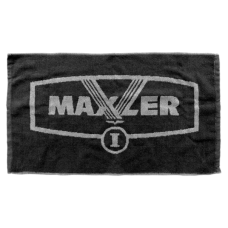 Полотенце Maxler, 74*40см - черное