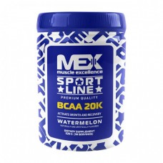 Mex Nutrition BCAA 20 K, 520 грамм