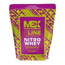 Mex Nutrition Nitro Whey, 2.27 кг