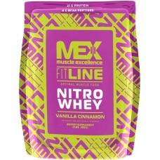 Mex Nutrition Nitro Whey, 900 грамм