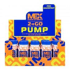 Mex Nutrition Pump Shot, 20*70 мл