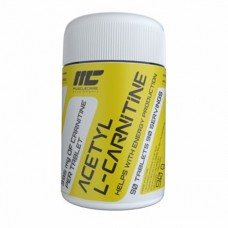 Muscle Care Acetyl L-carnitine, 90 таблеток