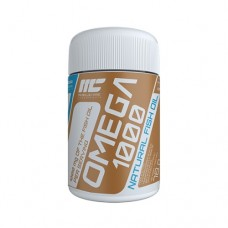 Muscle Care Omega 1000, 120 капсул