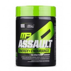 MusclePharm Assault Energy+Endurance, 345 грамм