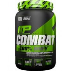 MusclePharm Combat 100% Whey, 900 грамм