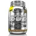 Muscletech Platinum 100% Iso-Whey, 807 грамм