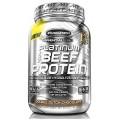 Muscletech Platinum 100% Beef Protein, 900 грамм