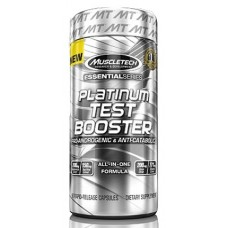 Muscletech Platinum Test Booster, 60 капсул