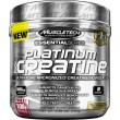 Muscletech Platinum 100% Creatine, 400 грамм