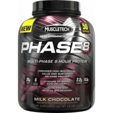 Muscletech Phase8 Protein, 2.1 кг